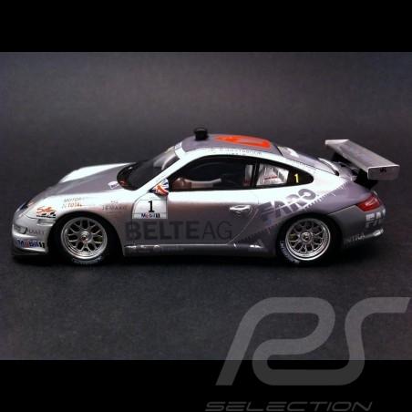 Porsche 997 GT3 Cup Sieger Supercup 2007 n° 1 1/43 Spark MAP0218008