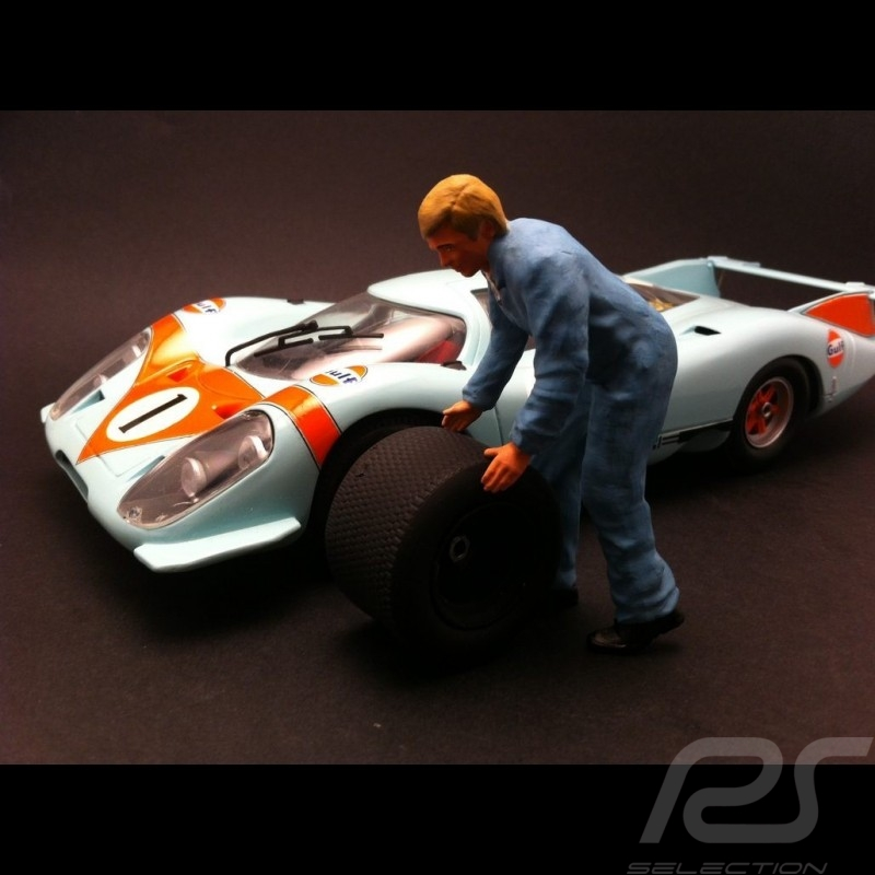 Mechaniker 1/18 Diorama modell AE180114