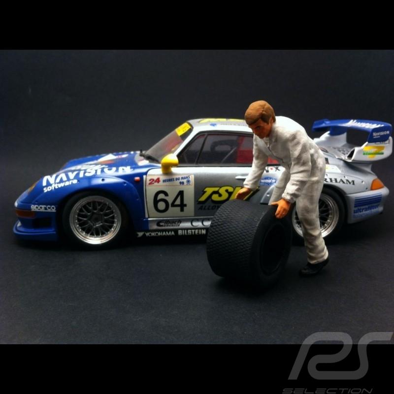 Mechanic 1/18 Diorama model AE180115