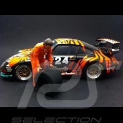 Mécanicien 1/18 Figurine diorama AE180117