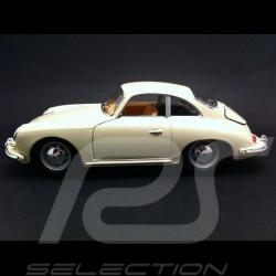 Porsche 356 B Coupé 1961 beige 1/24 Burago 22079