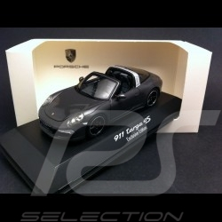 """Porsche 991 Targa 4 S """" Frankreich ausgabe """" 2015 grau 1/43 Spark WAX02020010"""