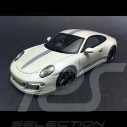 Porsche 991 Carrera GTS Reunion 5 USA 2015 grau 1/43 Spark WAX02020023