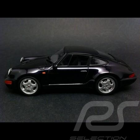 """Porsche 964 1993 JUBILÄUM """" 911 30 JAHRE """" viola 1/18 GT Spirit GT056"""