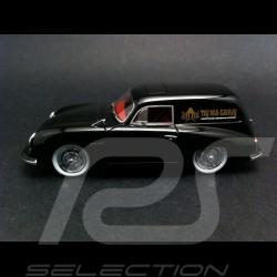 Porsche 356 Kreuzer Delivery van 1958 schwarz 1/43 Matrix MX41607051