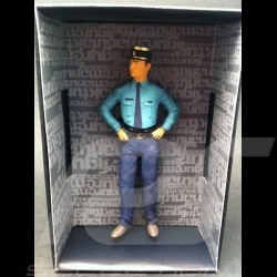Polizei französisch 1/18 Diorama modell AE180004