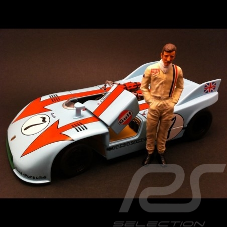 Jo Siffert 1/18 Diorama Modell AE180021