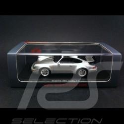 Porsche 911 type 964 Turbo 3.6 1993 grey 1/43 Spark S4475
