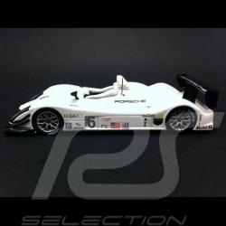 Porsche RS Spyder LMS Barcelona 2005 n° 6 Porsche Platz Août 2015 1/43 Spark MAP02020815