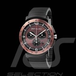 Montre Chrono Porsche 911 Turbo Sport Classic WAP0700830D Watch UHR