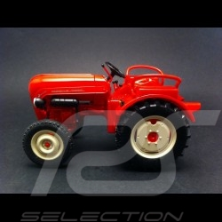 Porsche Diesel Tractor Junior red 1/24 Welly MAP02485015
