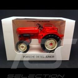 Porsche Diesel Tracteur Junior rouge 1/32 Welly MAP02485015