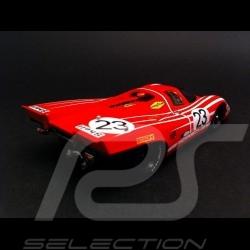 Porsche 917 K Vainqueur Winner Sieger Le Mans 1970 n° 23 1/43 Spark MAP02027013