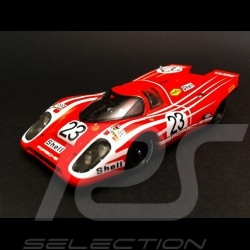Porsche 917 K Winner Le Mans 1970 n° 23 1/43 Spark MAP02027013
