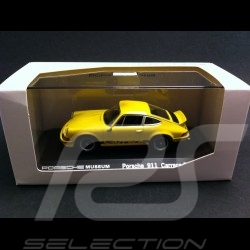 Porsche 911 Carrera RS 1973 orange 1/43 Welly MAP01997314