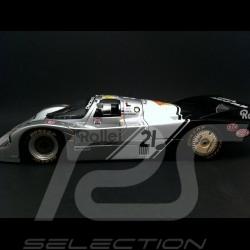 Porsche 956 L ROLLEI Le Mans 1984 n° 21 1/18 Minichamps 183846921