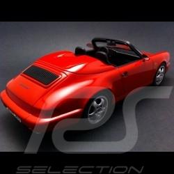 Porsche 964 Speedster rouge 1/18 GT Spirit GT008ZM