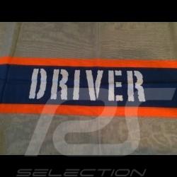 Scarf Gulf Driver grey