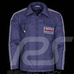 Veste homme Martini Racing Team bleu marine Men jacket Herren Jacke