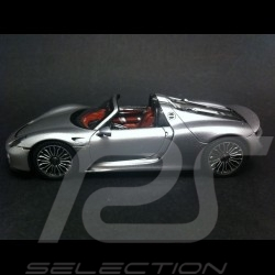 Porsche 918 Spyder 2014 gris 1/43 Spark S4244
