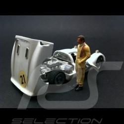 Jo Siffert 1/43 Figurine Decor Diorama AE430027