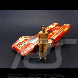 Hans Herrmann 1/43 Figurine Model Modell diorama AE430029