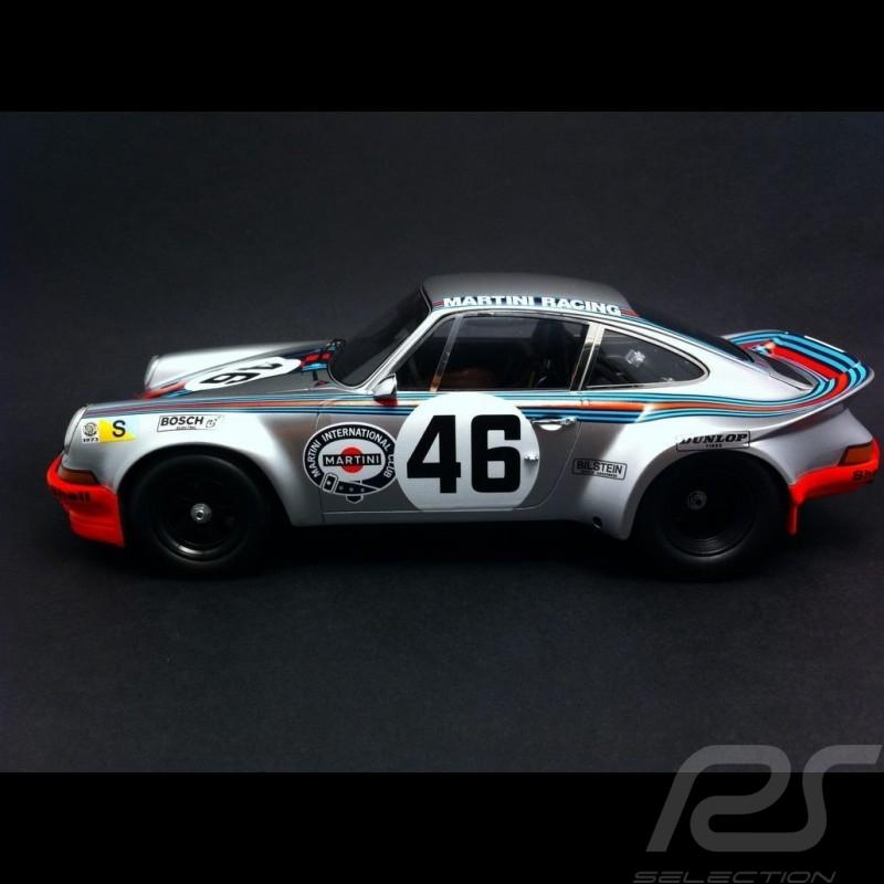 Porsche 911 RSR n° 46 Martini Le Mans 1973 1/18 Spark 18S060