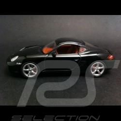 Porsche Cayman S 2006 noir 1/43 Schuco WAP02030216