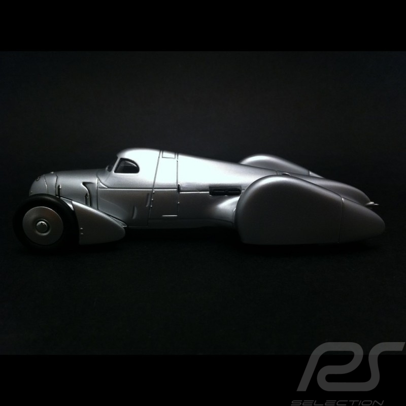 Auto Union type B 1/43 speed record Lucca 1935 minichamps 410352000