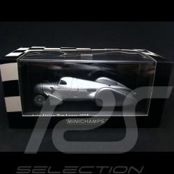 Auto Union type B 1/43 speed record Lucca 1935 minichamps 410352000