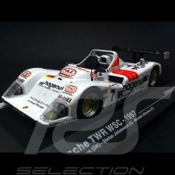 Porsche TWR WSC n° 7 24h du Mans 1997 1/43