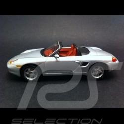 Porsche Boxster 986 2.5 2000 gris 1/43 Solido 433219
