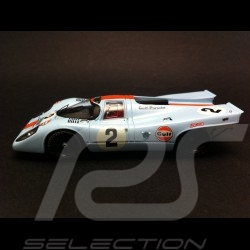 Porsche 917 K Gulf Daytona 1970 n° 2 1/43 Spark MAP02027014