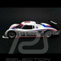 Porsche Riley Brumos Vainqueur Winner Sieger Daytona 2009 n° 58 1/43 Spark MAP02030914