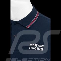 Polo-Shirt Herren Martini Racing marineblau