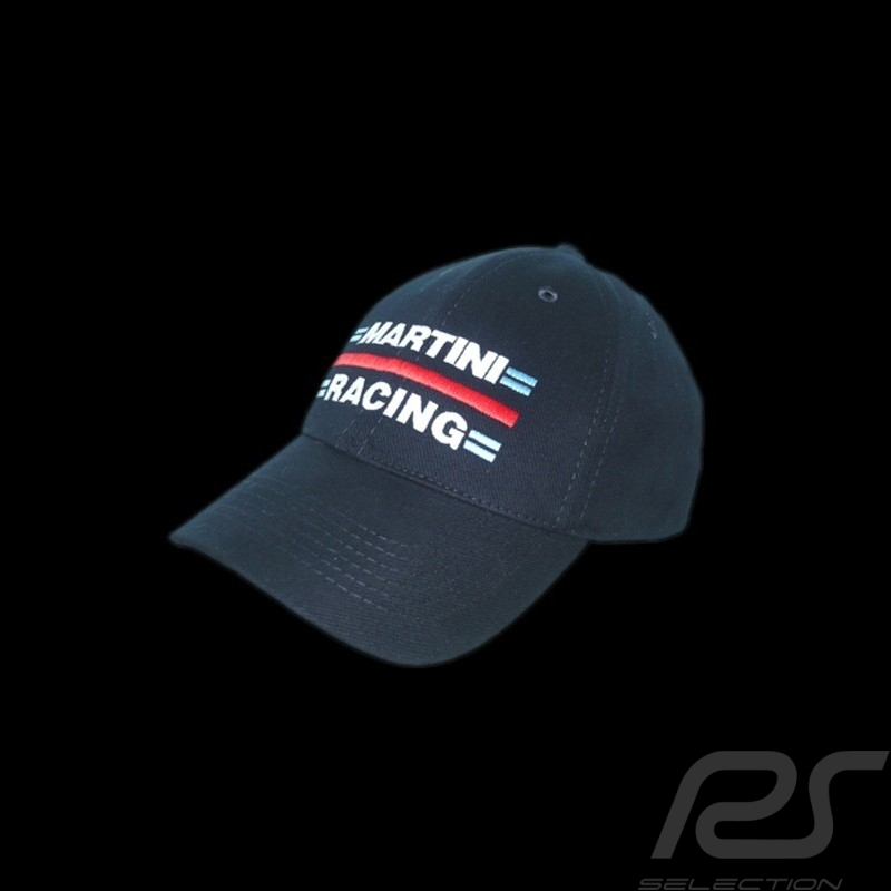Martini Racing Team Cap Navy Blue