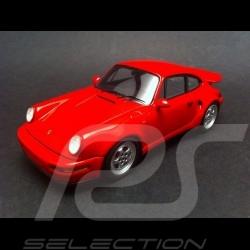 Porsche 964 Turbo S rot 1/43 Spark CAP04311004