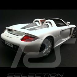 Porsche Carrera GT white 1/18 Autoart 78045