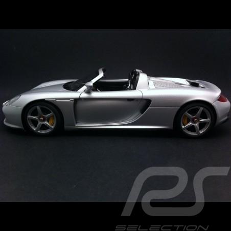 Porsche Carrera GT grau 1/18 Autoart 78046