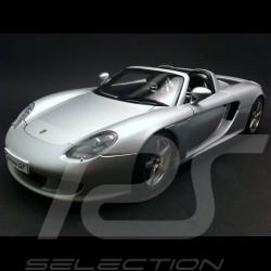 Porsche Carrera GT gris 1/18 Autoart 78046