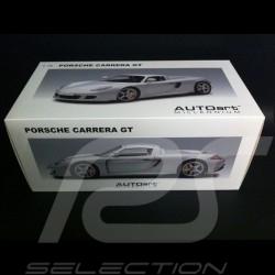 Porsche Carrera GT grey 1/18 Autoart 78046