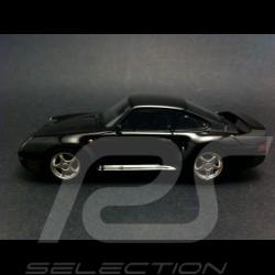 Porsche 959 black 1/43 Spark MAP02021015