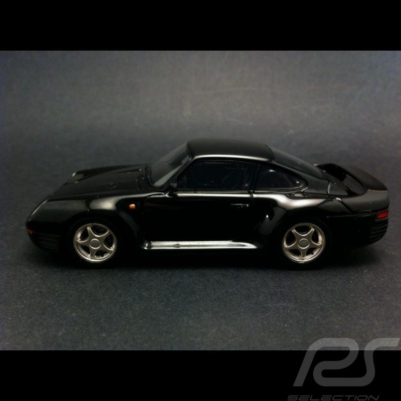 Porsche 959 noire 1/43 Spark MAP02021015