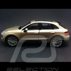 Porsche Macan Turbo gris 1/24 Welly MAP02495115