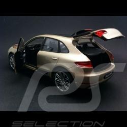 Porsche Macan Turbo grey 1/24 Welly MAP02495115