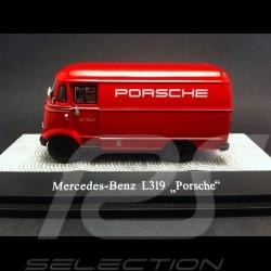 Mercedes-Benz L319 Porsche service Racing 1/43 Premium ClassiXXs 11007