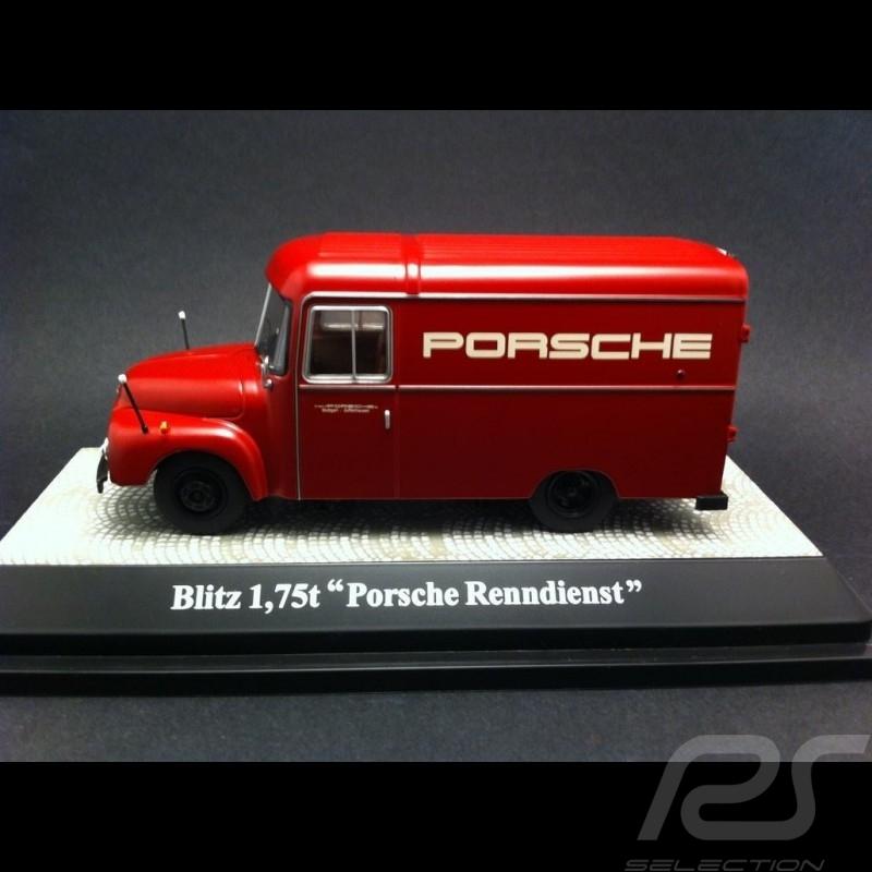 Mercedes-Benz L319 Porsche Renndienst 1/43 Premium ClassiXXs 11007