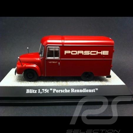 Mercedes-Benz L319 Porsche Racing service 1/43 Premium ClassiXXs 11007