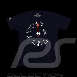 T-Shirt homme Racer's Tach noir