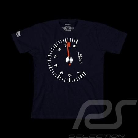 T-Shirt Herren Racer's Tach schwartz